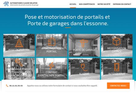 Portail automatique et automatisme de portail dans le 91 (Essonne)